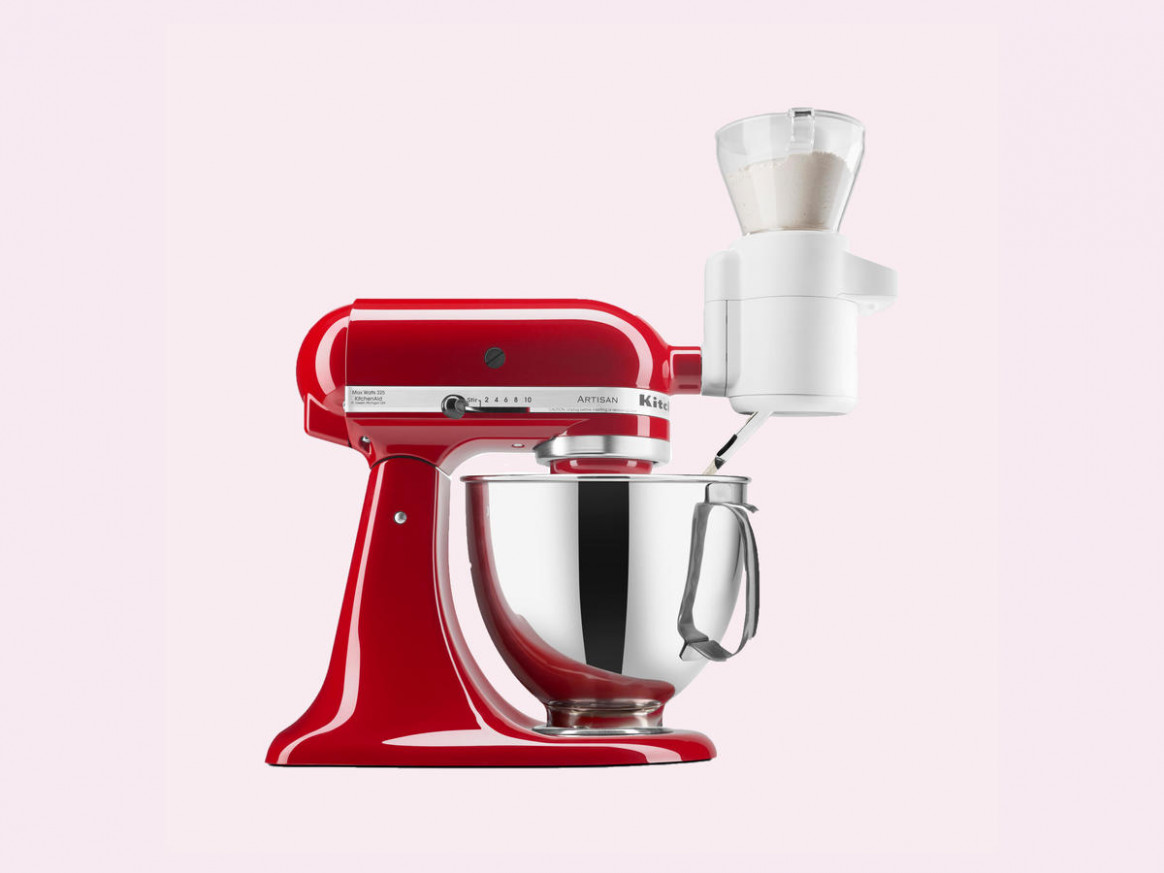 15 KitchenAid Mixer Attachments You Should Add To Your ..