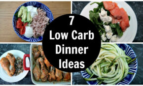 15 Low Carb Dinner Ideas – A Week Of Easy Keto Diet Dinner Recipes – Recipes Carb Free Dinner