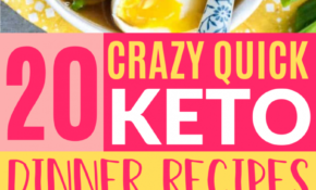 15 Low Carb Dinners – Quick & Easy (Keto | Keto Dinner ..