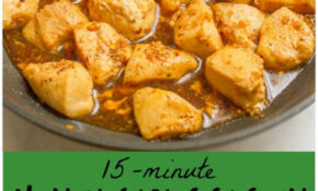 15 Minute Honey Garlic Chicken – Family Food On The Table – Recipes Dinner Easy Family