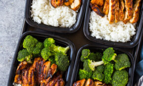 15 Minute Meal Prep Chicken, Rice, And Broccoli – Dinner Recipes Meal Prep