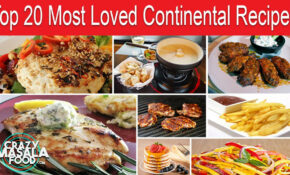 15 Most Loved Continental Recipes – Crazy Masala Food – Dinner Recipes Non Veg