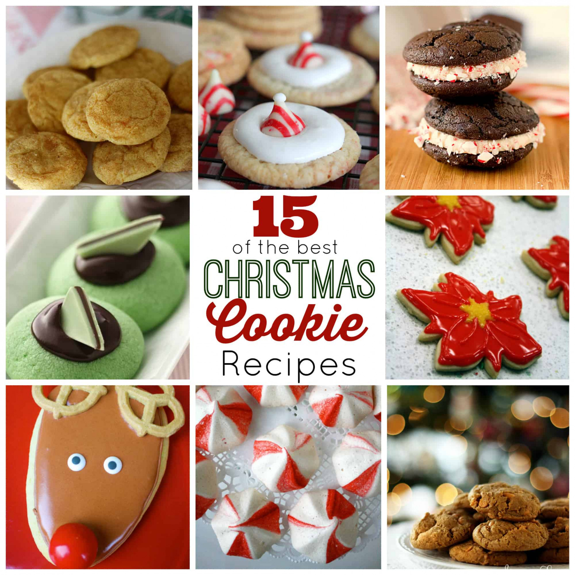 15 of the Best Christmas Cookies | Skip To My Lou - recipes the best christmas food ever