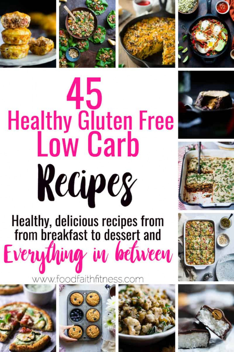 15 Of The Best Easy Healthy Low Carb Recipes | Food Faith ..