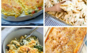 15 One Dish Dinners To Make With Leftover Rotisserie Chicken ..