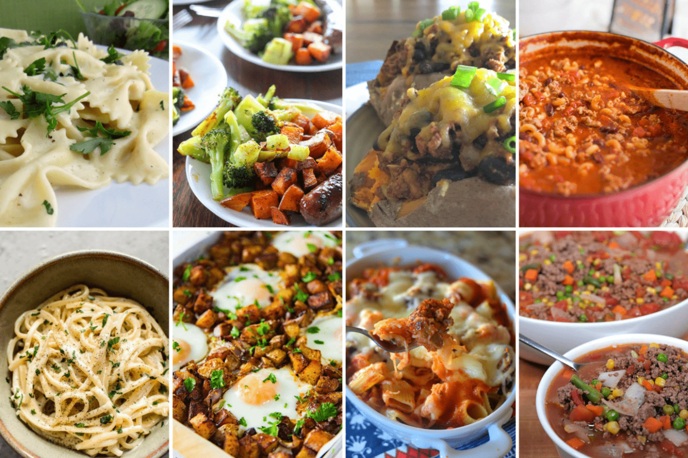 15 Quick and Cheap Meals That Will Save You Time & Money ..