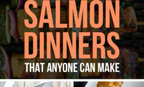 15 Quick And Healthy Salmon Dinners That Anybody Can Make – Dinner Recipes Buzzfeed