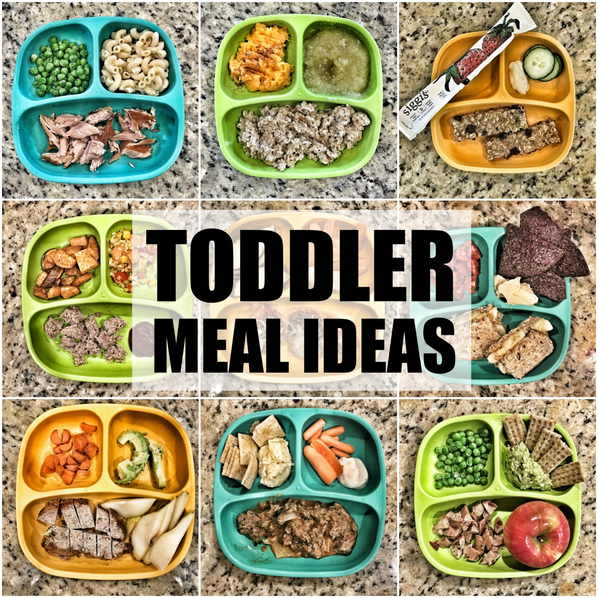 15+ Quick Toddler Meal Ideas - Toddler Recipes Dinner