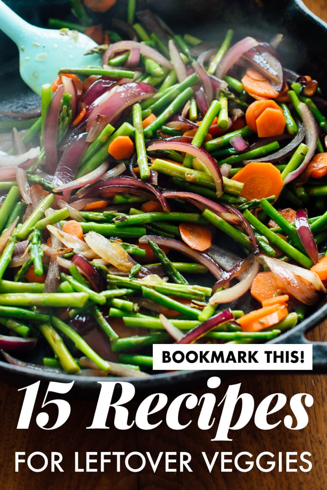 15 Recipes for Leftover Veggies - Cookie and Kate - food recipes vegetables
