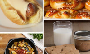 15 Recipes Perfect For Oktoberfest