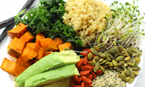 15 Superfood Bowl Recipes – Fit Foodie Finds – Recipes Bowl Food