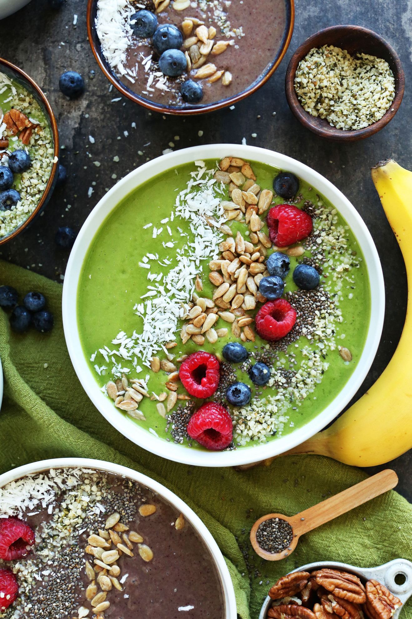 15 Superfood Bowl Recipes - Fit Foodie Finds - Recipes Bowl Food