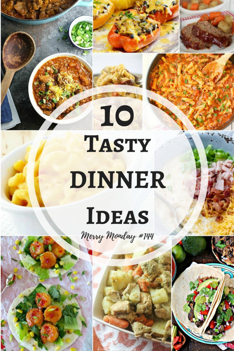 15 Tasty Dinner Ideas to Add to Your Weekly Meal Plan - tasty recipes dinner