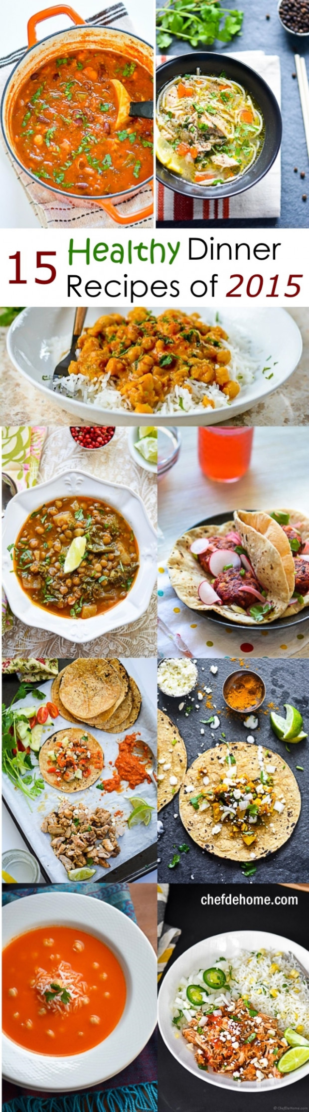 15 Top Healthy Dinner Recipes for New Year Meals ..