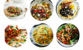 15 Vegetarian Dinner Recipes | Gimme Some Oven – Recipes Easy Vegetarian