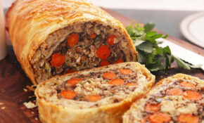 15 Vegetarian Mains For Your Holiday Table | Serious Eats – Recipe Vegetarian Wellington