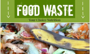 15 Ways To Reduce Food Waste – Your Choice Nutrition – Recipes To Reduce Food Waste