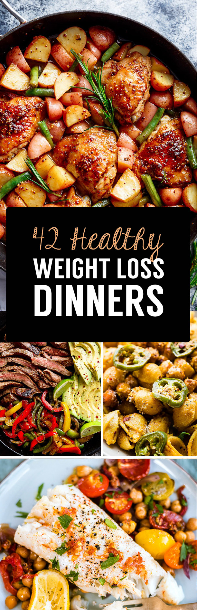 15 Weight Loss Dinner Recipes That Will Help You Shrink ..