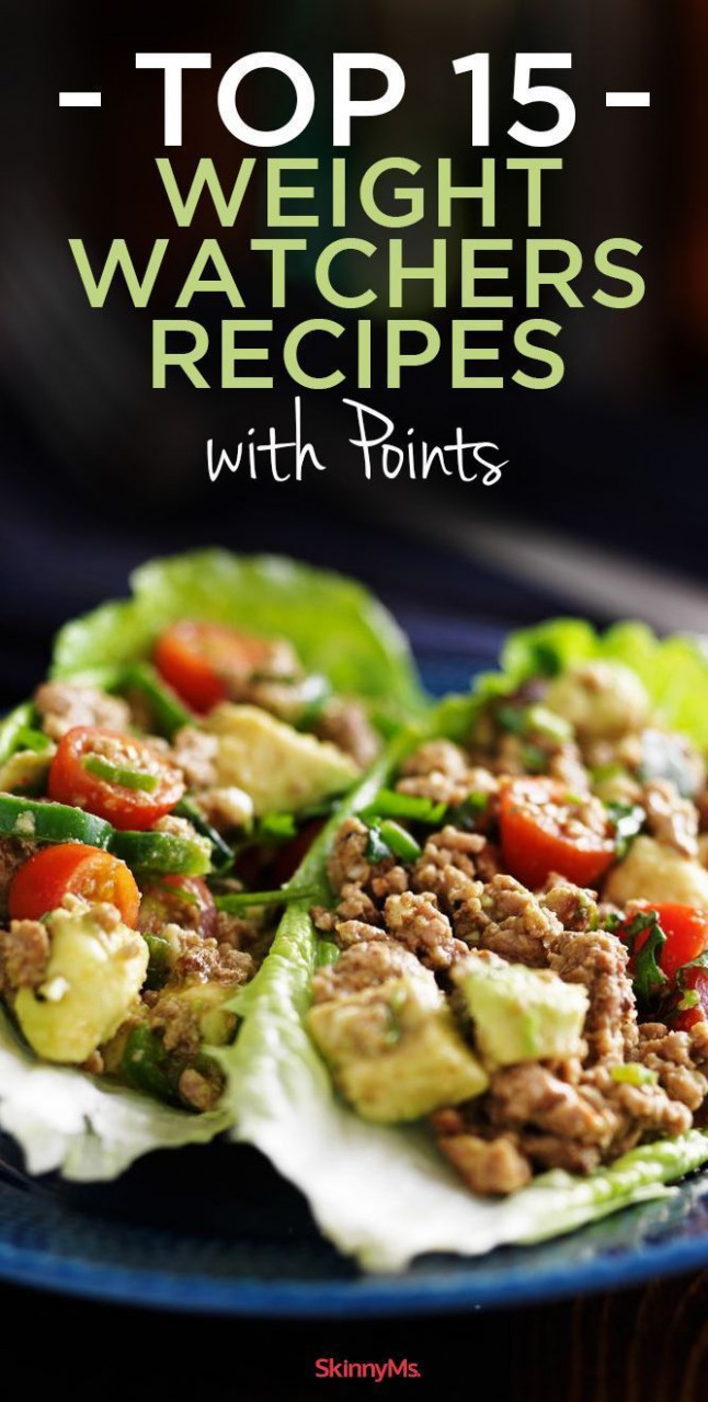 15 Weight Watchers Chicken Recipes With Smart Points ..
