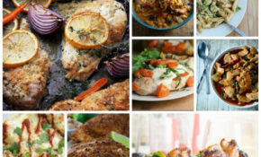 16 Healthy Chicken Recipes | Food Done Light – Recipes Chicken Healthy