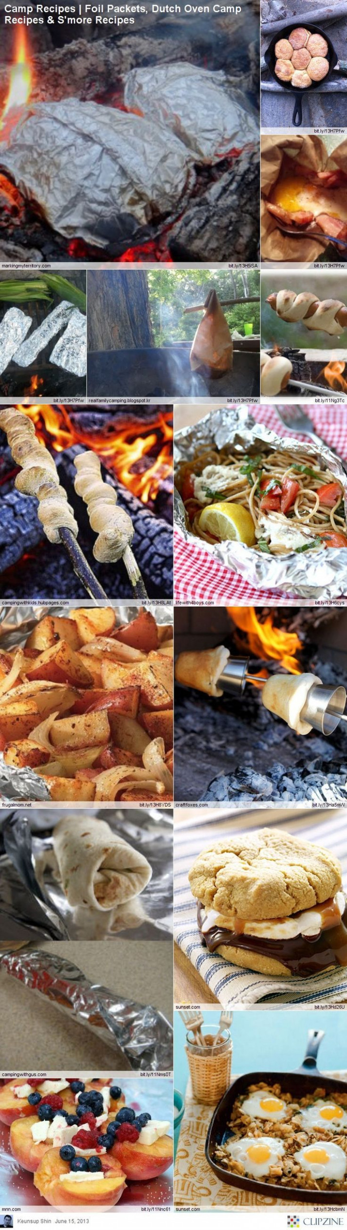 17 Best Images About Recipes: Camping On Pinterest   Easy ..
