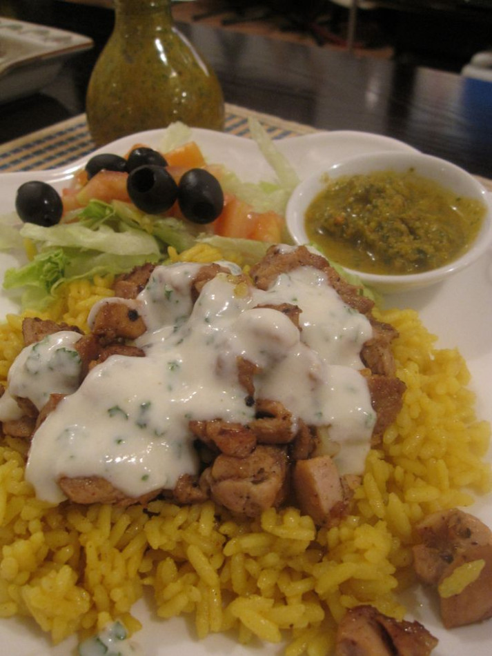 17 Best images about Recipes NYC halal food on Pinterest ..
