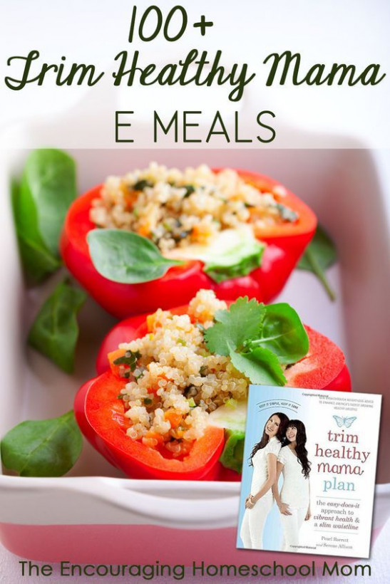 17 Best Images About Trim Healthy Mama On Pinterest | Thm ..
