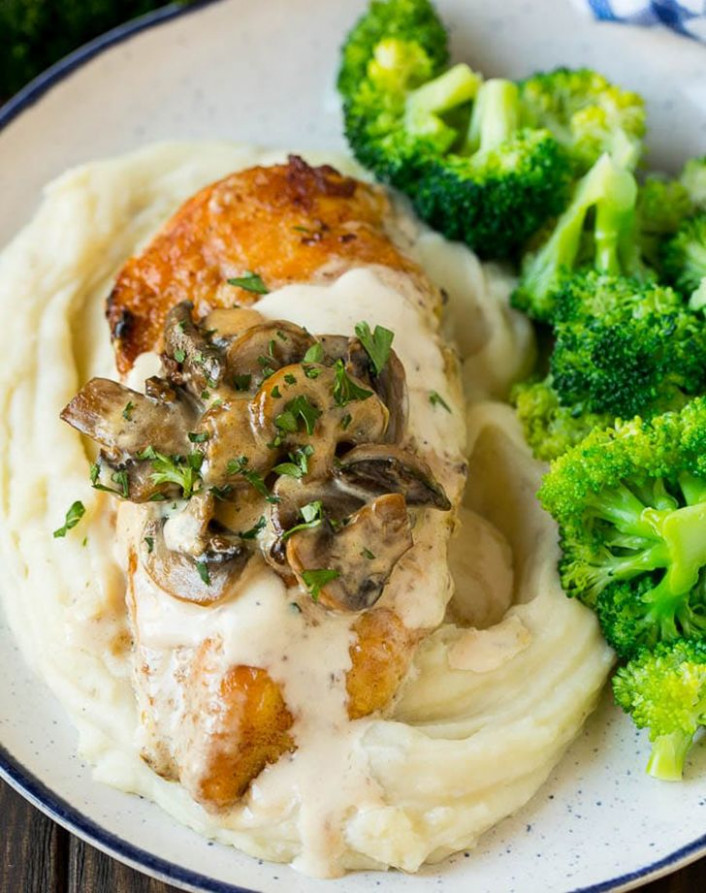 17 Chicken Breast Recipes You Can Make in the Instant Pot - recipes you can make with chicken breast