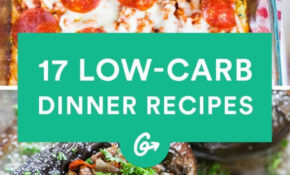 17 Easy Low Carb Dinners | Low Carb, Recipes Dinner And ..