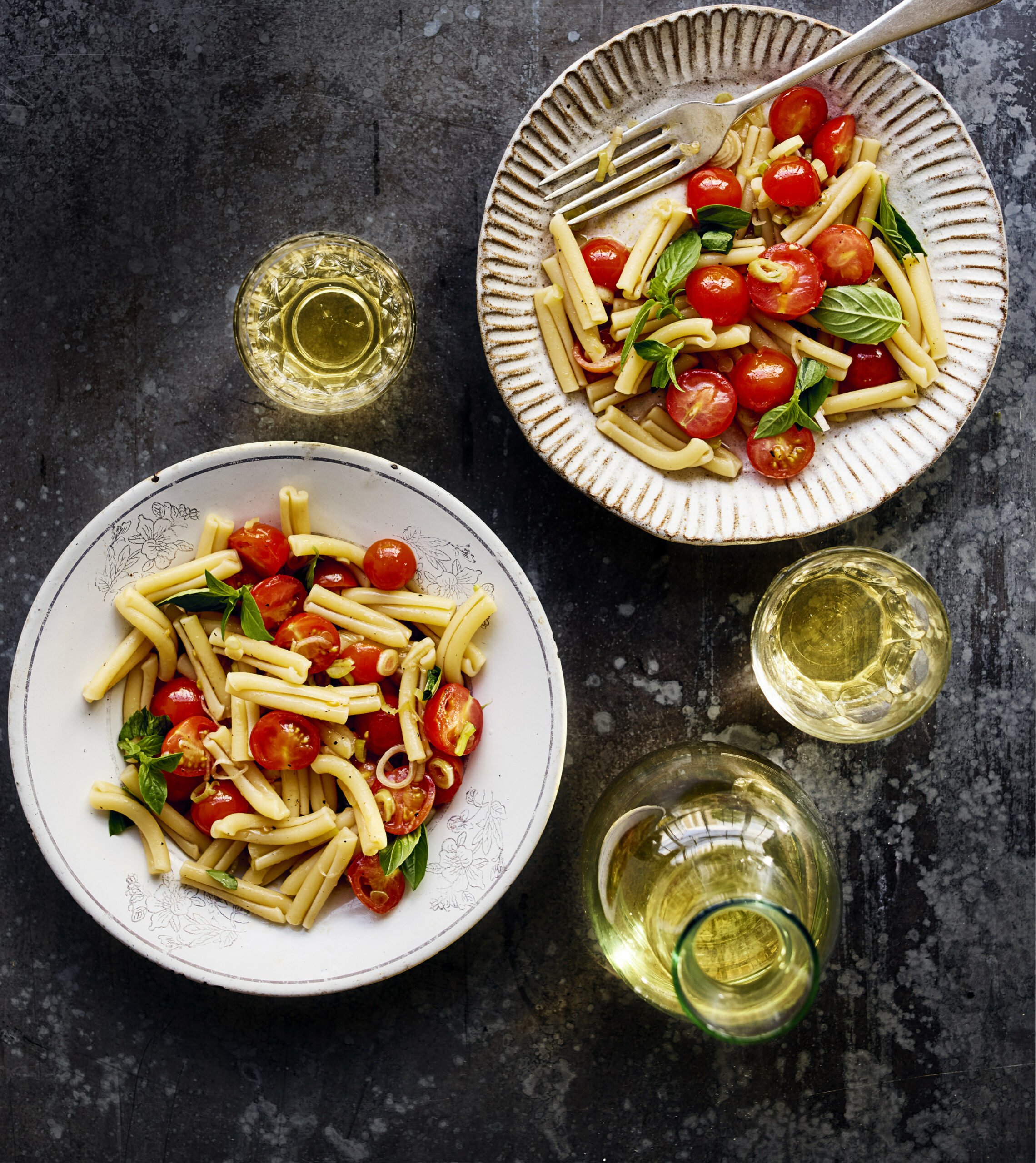 17 Easy Vegetarian Pasta Recipes - Olive Magazine - Olive Recipes Vegetarian