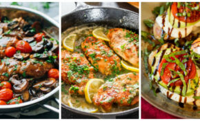 17 Italian Chicken Recipes – Quick And Easy Chicken Dishes – Recipes Italian Chicken