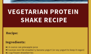 17 Vegan Protein Shake Recipes – Noncount – All Of The ..