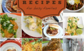 19 Easy Crock Pot Recipes For Busy Families – Spaceships ..