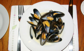 1st Course – Mother's Day Recipes Dinner