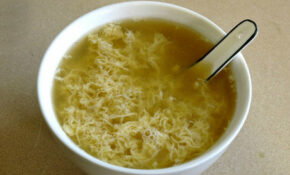 2 Ingredient Egg Drop Soup For College Students – Recipes For Healthy Soup