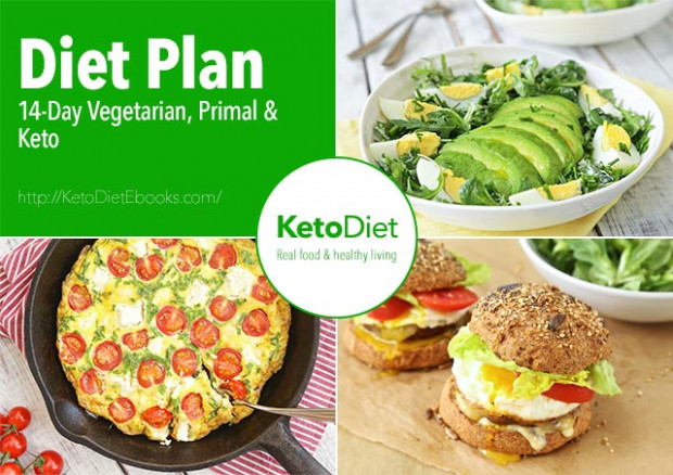 2 Week Vegetarian Keto Diet Plan | KetoDiet Blog - keto recipes vegetarian
