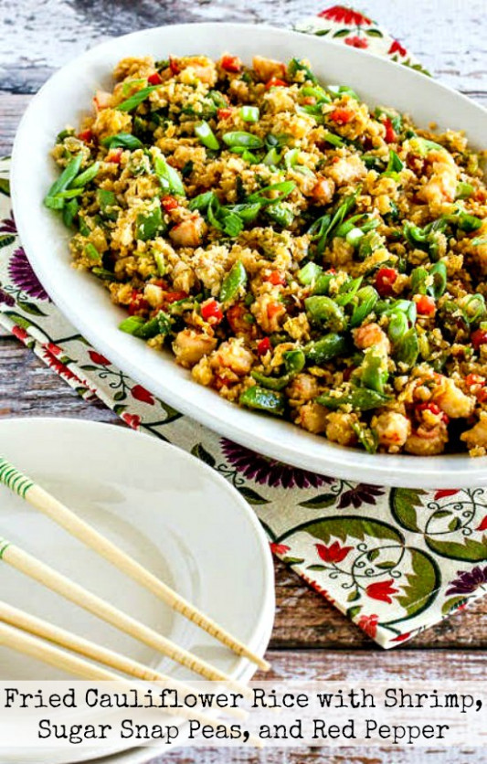 20 Amazing Low-Carb Dinners with Cauliflower Rice - Kalyn ..