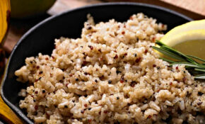 20 Brown Rice Recipes – Healthy & Tasty – Healthy Brown Rice Recipes