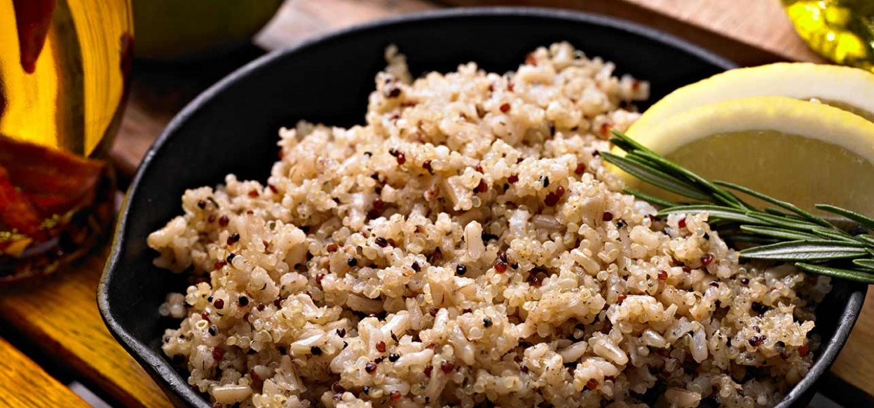 20 Brown Rice Recipes - Healthy & Tasty - healthy brown rice recipes