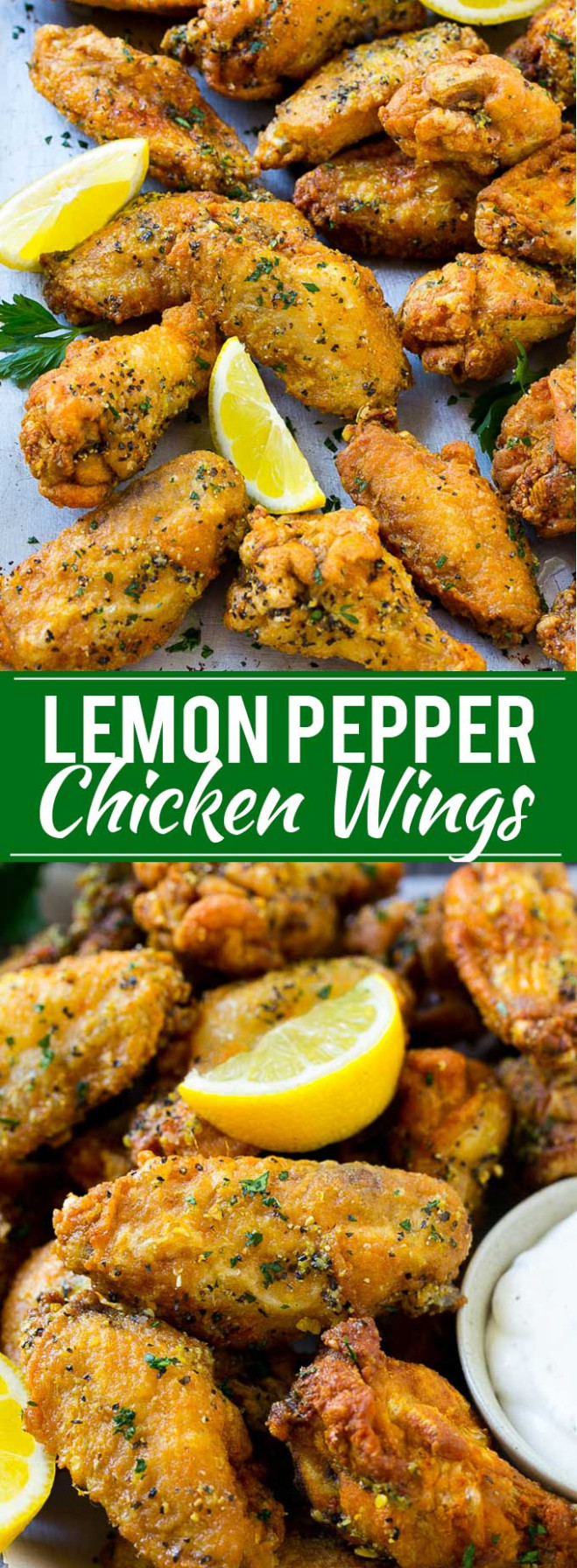 20 Delectable Fried Chicken Recipes - Dinner At The Zoo - Chicken Recipes Lemon Pepper