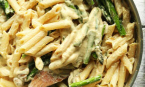 20 Delicious Vegetarian And Non Vegetarian Pasta Recipes – Vegetarian Recipes Asparagus