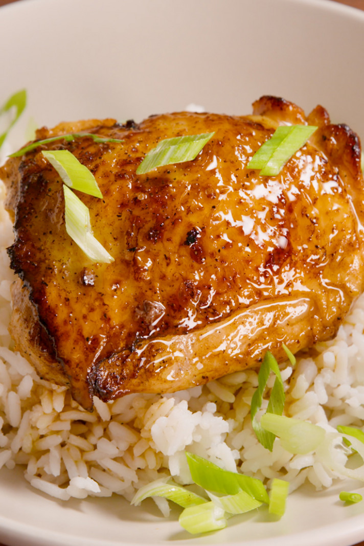 20 Easy Chicken Thigh Recipes - How To Cook Healthy ..