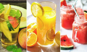 20 Easy Healthy Drink Recipes You Can Make At Home – Healthy Recipes You Can Make At Home