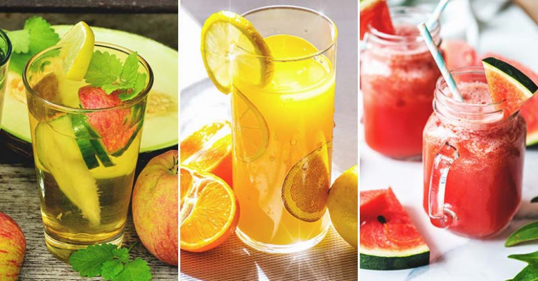 20 Easy Healthy Drink Recipes You Can Make at Home - healthy recipes you can make at home