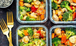 20 Easy Healthy Meal Prep Lunch Ideas For Work – The Girl ..