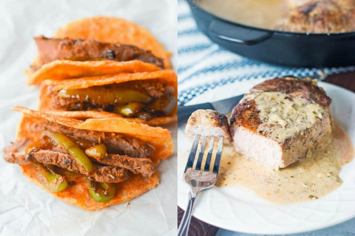 20 Easy Keto Dinner Recipes For Your Low Carb Diet - Savvy ..