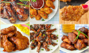 20 Fantastic Chicken Wing Recipes – Baked, Grilled Or Fried! – Recipes Grilled Chicken Wings