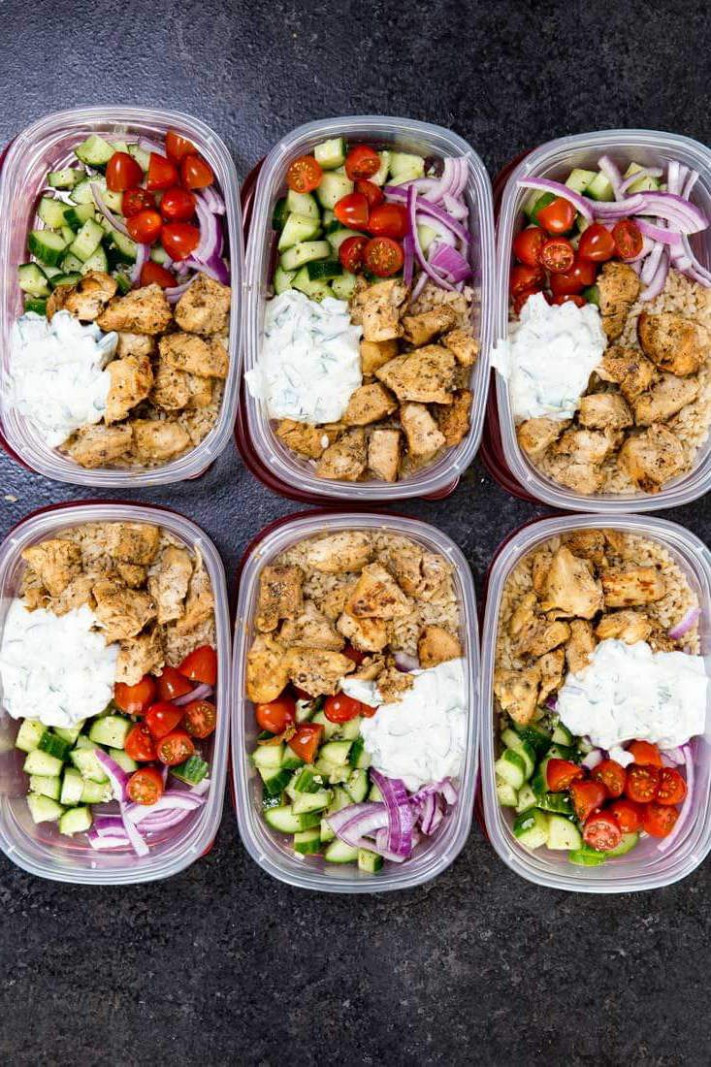 20 Healthy Dinners You Can Meal Prep on Sunday | COOKING ..