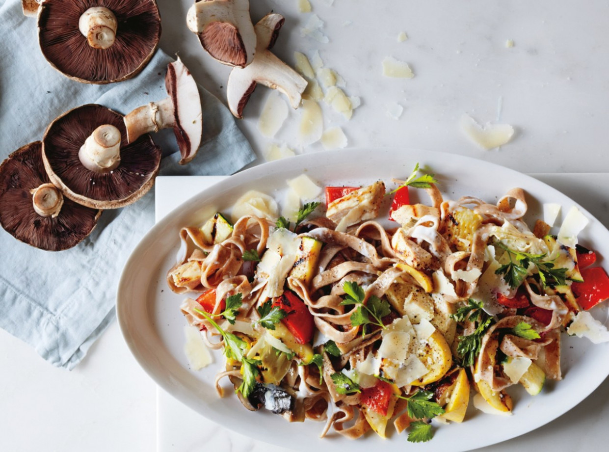 20 Healthy Pasta Recipes From Lunch To Dinner | SELF - healthy recipes pasta