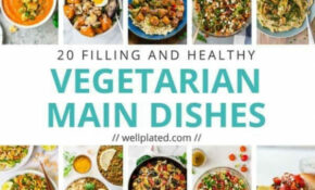 20 Healthy Vegetarian Dinner Recipes – Healthy Vegetarian Dinner Recipes